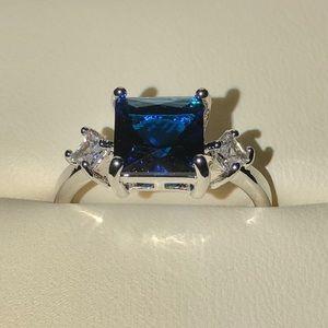 925 Sterling Silver Ring.